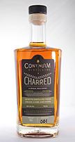 Continuum Distilling Charred