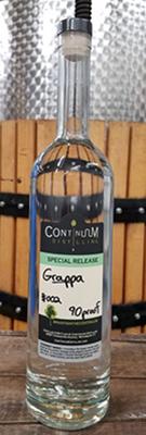 Continuum Distilling Grappa