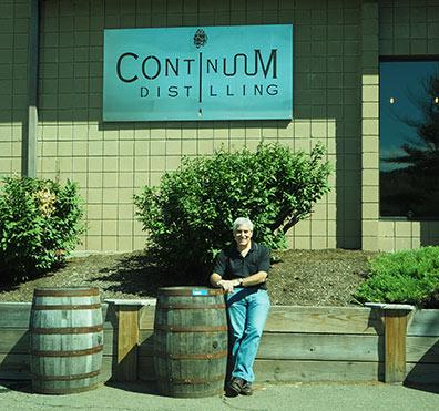 Continuum Distilling - Edward F. Nesta - photo by Luxury Experience
