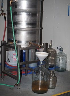 Continuum Distilling - Alcohol Extractor - photo by Luxury Experience