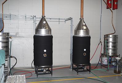 Continuum Distilling - Stills - photo by Luxury Experience