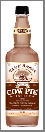 Travis Hasses Cow Pie Liqueur