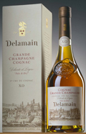 Pale and Dry Delamain Cognac