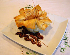 Luxury Experience Delamain Kissed French Chocolate Mousse