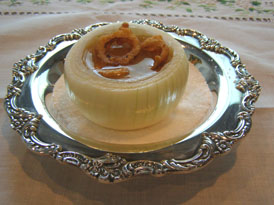 Luxury Experience Delamain Laced Onion Soup