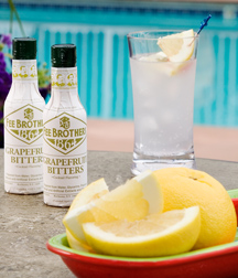 Grapefruit Bitters from Fee Brothers