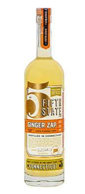 Fifth State Ginger Zap Vodka