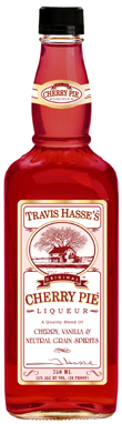 Travis Hasse Cherry Pie Liqueur - Drink Pie, LLC