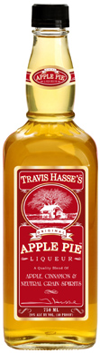 Travis Hasse Original Apple Pie Liqueur - Drink Pie LLC