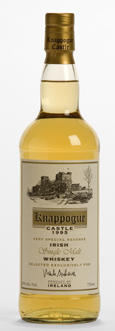 1995 Knappogue Castle Irish Whiskey - Castle Brands