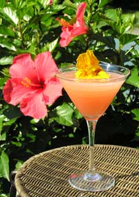 Luxury Experience's La Favorite Tropical Flower