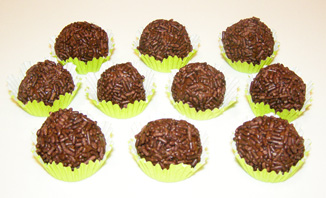 Luxury Experience Brigadeiro - Photo by Luxury Experience