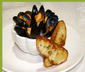 Luxury Experience - Mountain High Mussels - photo by Luxury Experience