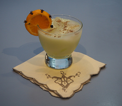 Luxury Experience - Magellan's Milk Punch - photo by Luxury Experience