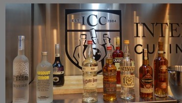 Liquor Bottles - Audrey Saunders Class - photo by Luxury Experience
