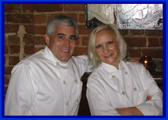 Bar Chefs Edward Nesta, Debra Argen - TOC 2011 - Photo by Luxury Experience