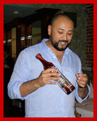 Jamie Salas, Milagro Tequila - TOC 2011 - Photo by Luxury Experience