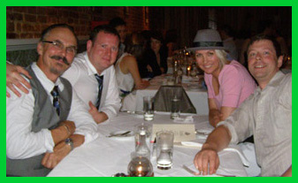 TOC Spirited Dinner Guests - Coquette Bistro Wine Bar - Photo By Luxury Experience