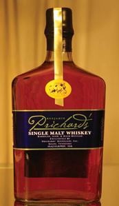 Benjamin Prichard's Single Malt Whiskey