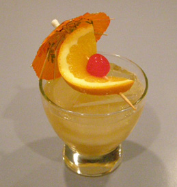 Luxury Experience's Whiskey Sour - Photo by Luxury Experience