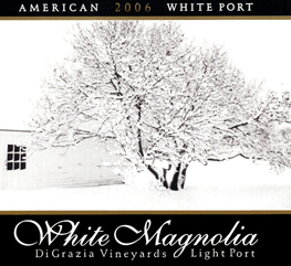 DiGrazia Vineyards - White Magnolia Light Port