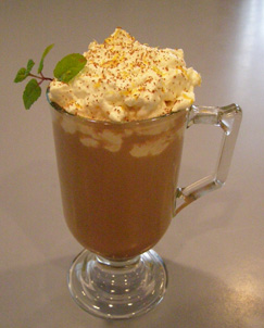 Luxury Experience's Orange Mocha Kiss - Photo by Luxury Experience