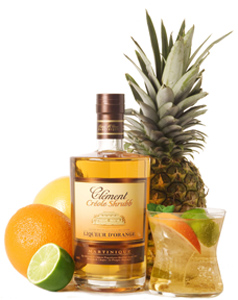 Clement Creole Shrubb Liqueur d'Orange - Rhum Clement