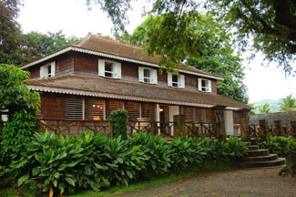 Clement Maison in Martinque