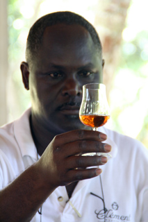 Robert Peronet - Rhum Clement's Cellar Master