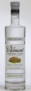 Clement Premiere Canne Rhum Agricole White Rum