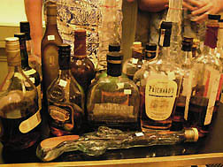 Rum entered in 2007 Ministry of Rum Tasting Competition