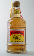 Scorpion Mezcal A�ejo 1 year