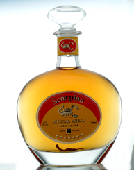 Scorpion Mezcal Anejo 7 year