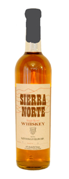 Sierra Norte Single Barrel Mexican Whiskey Black