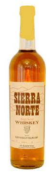 Sierra Norte Single Barrel Mexican Yellow Corn Whiskey