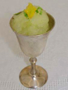 Ginger and Lime Sorbet by Luxury Experience Company