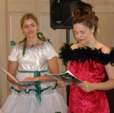 Spirited Women Seminar - Period Costumes - Tales of the Cocktail