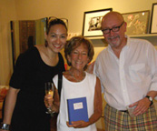 Book Signing - dinkology EATS - Ramona Ponce, Guest, James Waller