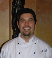 Chef Michael B. Nelson of G. W. FIn