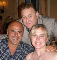 Tony Abu-Ganim, Chef Duke Locicero, Kelly Locicero