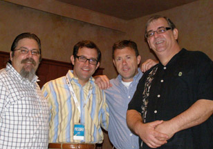 David Wondrich, Allen Katz, Phil Greene, Chris McMillan