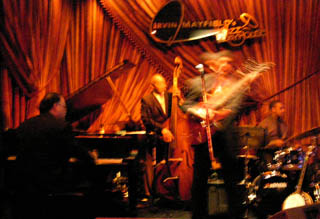 Musicians at Irvin Mayfield's Jazz Club at Royal Sonesta Hotel New Orleans, LA - Photo by Luxury Experience
