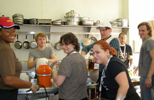 Cocktail Apprentice Program Participants