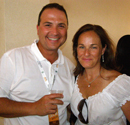 Diego and Elisse Loret de Mola at TOC 08
