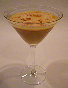 Luxury Experience's Pumpkin Frost - Photo by Luxury Experience