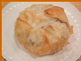 Luxury Experience - Baked Brie - photo by Luxury Experience