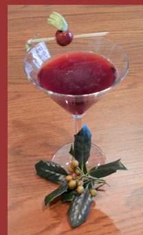 Luxury Experience - Crimson Martini - Photo by Luxury Experience