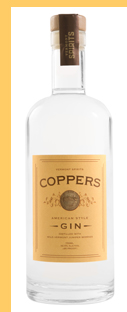 Vermont Spirits Coppers Gin