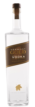 Vermont Spirits Gold Vodka