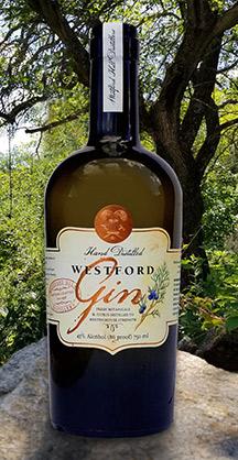 Westford Gin - Westford Hill Distillers - Ashford, CT USA